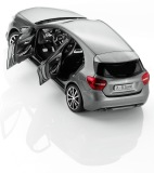 Модель Mercedes-Benz A-Class Mercedes-Benz Sport Equipment, Grey, артикул B66960333