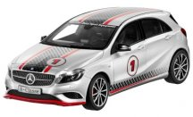 Модель Mercedes-Benz A-Class Sport Equipment Road and Track, Scale 1:43