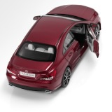 Модель Mercedes-Benz CLA-Class Designo Patagonia Red Bright, 1:18 Scale, артикул B66960131