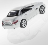 Модель Mercedes-Benz SLK-Class R172, Iridium Silver, 1:43 Scale, артикул B66960509