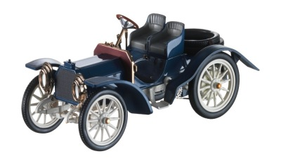 Модель Mercedes Simplex 40 HP (1902), Blue, 1:43 Scale