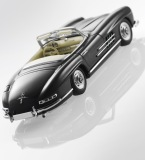 Модель Mercedes-Benz 300 SL Roadster W 198 (1957–1963), Anthracite Grey, 1:43 Scale, артикул B66041422