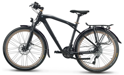 Велосипед BMW Trekking Bike Black-Brass