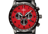 Хронограф Audi Chronograph, red 2014, артикул 3101300600