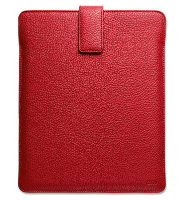 Чехол для IPad Audi Leather iPad case Red