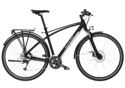 Велосипед Mercedes-Benz Trekking Bike, Black