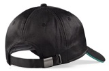 Бейсболка Mercedes AMG F1 Fan Cap Black, артикул 6000057-100-000