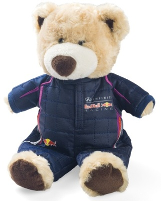 Медвежонок Infiniti Red Bull Race Bear