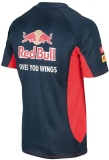 Мужская футболка Scuderia Toro Rosso Official Teamline Functional T-Shirt, артикул M-109604