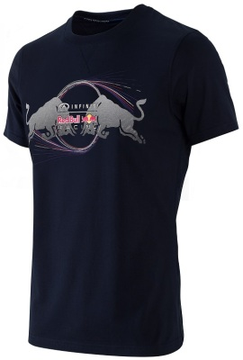 Мужская футболка Infiniti Red Bull Ring T-Shirt Navy