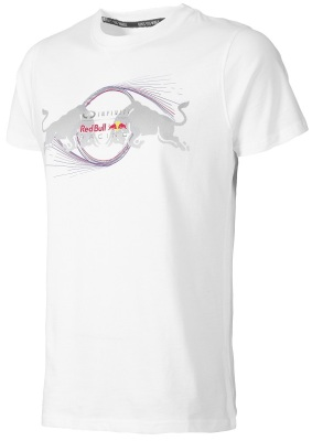 Мужская футболка Infiniti Red Bull Ring T-Shirt White