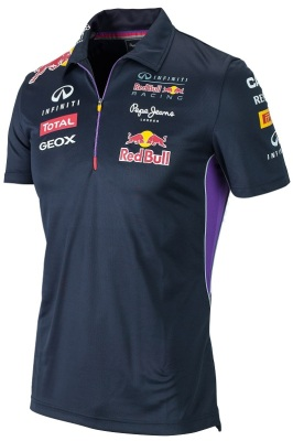 Мужская футболка Infiniti Red Bull Official Teamline Functional T-Shirt
