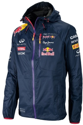 Мужская куртка Infiniti Red Bull Official Teamline Rainjacket