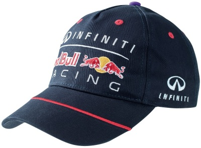 Бейсболка Infiniti Red Bull Official Teamline Cap