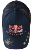 Бейсболка Infiniti Red Bull Sebastian Vettel World Champion Cap, артикул M-114123