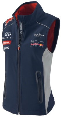 Женский жилет Infiniti Red Bull Official Teamline Gilet