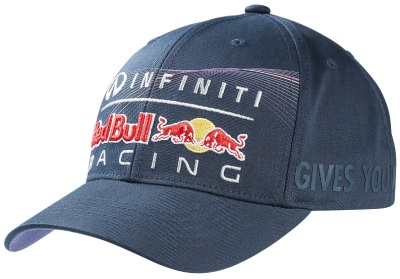 Бейсболка Infiniti Red Bull Race Logo Cap Blue