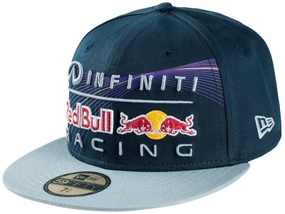 Бейсболка Infiniti Red Bull New Era 59 Fifty Feature Cap