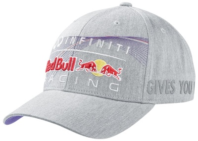 Бейсболка Infiniti Red Bull Race Logo Cap Grey