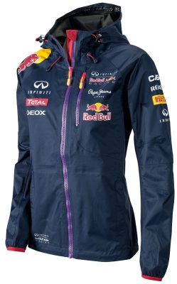 Женская куртка Infiniti Red Bull Official Teamline Rainjacket