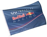 Флаг Infiniti Red Bull Logo Flag, артикул M-110997