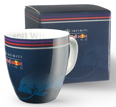 Чашка Infiniti Red Bull Race Stripes Cup