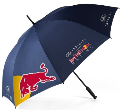 Зонт-трость Infiniti Red Bull Racetrack Umbrella