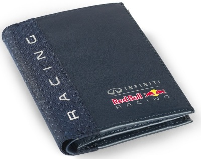 Кошелек Infiniti Red Bull Logo Wallet