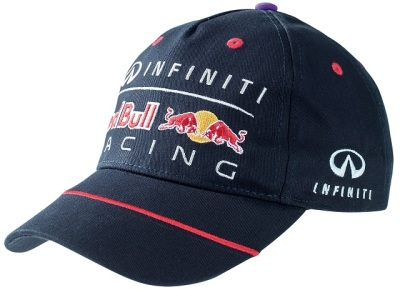 Детская бейсболка Infiniti Red Bull Official Teamline Cap