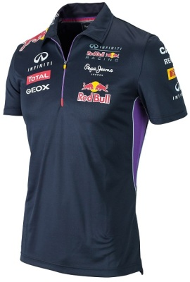 Детская футболка Infiniti Red Bull Official Teamline Functional T-Shirt