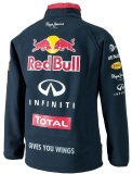 Детская ветровка Infiniti Red Bull Official Teamline Softshell Jacket, артикул M-112370