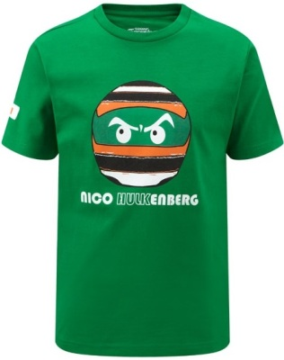 Детская футболка Sahara Force India Kids Hulkenberg T-Shirt