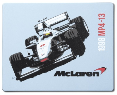 Коврик для мыши McLaren by Hunziker MP4-13 Mousemat