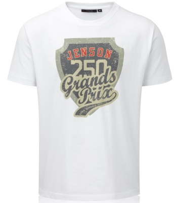 Футболка McLaren Men's Jenson Button 250 T-Shirt
