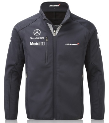 Куртка McLaren Men's 2014 Team Soft Shell