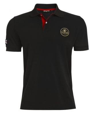 Рубашка-поло Lotus Racing Polo Shirt