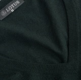 Свитер Lotus Cashmere Sweater Green, артикул 5055421500122