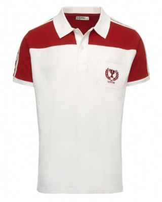 Рубашка-поло Lotus Block Colour Polo Shirt