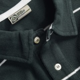Рубашка Lotus '№.67' Polo Shirt Dark Green, артикул 5055421503826