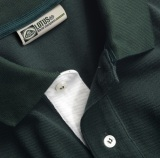 Рубашка-поло Lotus '№.77' Polo Shirt Dark Green, артикул 5055421503529