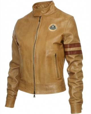 Женская куртка Lotus Racing Leather Jacket