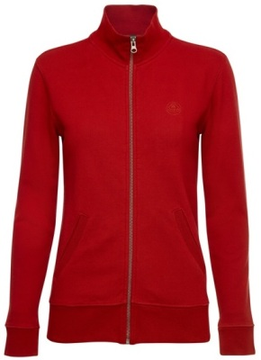 Женская толстовка Lotus Ladies Fitted Sweatshirt Red