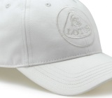 Бейсболка Lotus Originals Baseball Cap White, артикул 5055421504830
