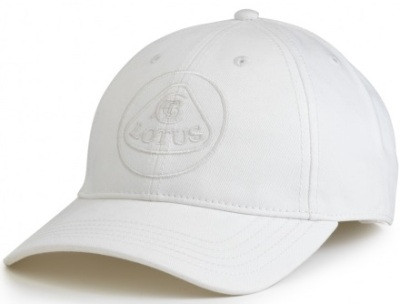 Бейсболка Lotus Originals Baseball Cap White