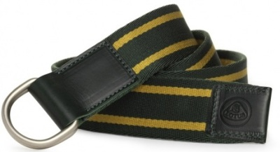 Ремень Lotus Striped Belt Green