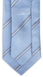 Галстук Lotus House Stripe Tie Blue, артикул 5055421514907