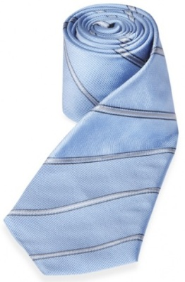 Галстук Lotus House Stripe Tie Blue