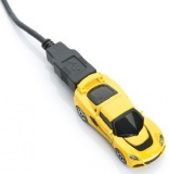 Флешка Lotus Exige S 1.63 Scale 8GB USB Yellow, артикул 5055421532314
