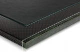 Накладка для стола Lotus Carbon Desk Blotter, артикул 5055421505424