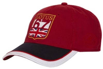 Бейсболка Lotus Heritage Cap Red